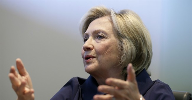 Highlights from AP's interview with Hillary Rodham Clinton