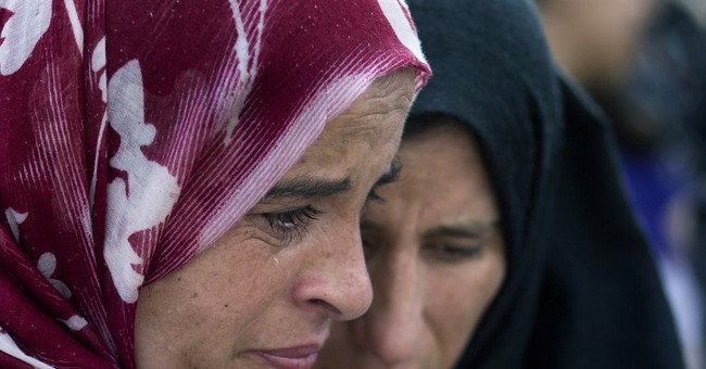 Palestinians mourn mother of toddler killed in arson attack