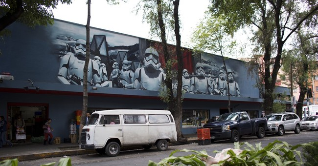 Mexico's new wave of mural painters update old tradition
