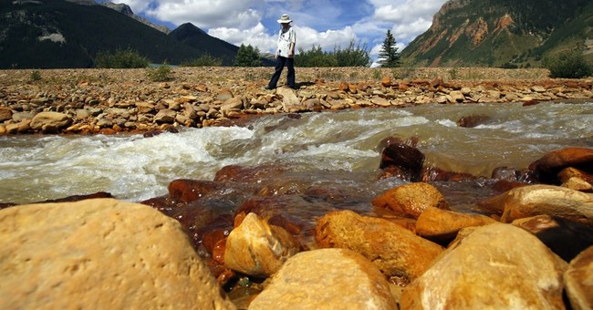 House chairman: EPA actions in mine spill 'inexcusable'