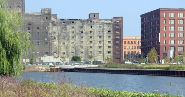 Milwaukee developers reveal old brick in Cream City comeback