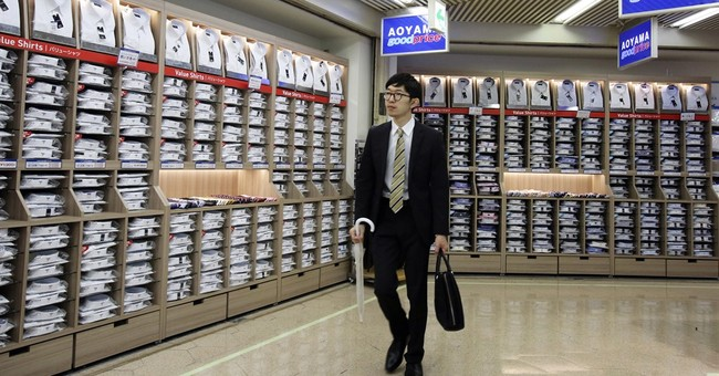 Japan economy contracted 1.2 percent in April-June quarter