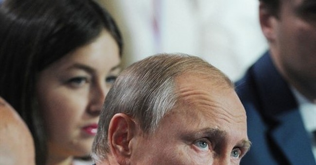 Putin jockeying for deal with US on Syria