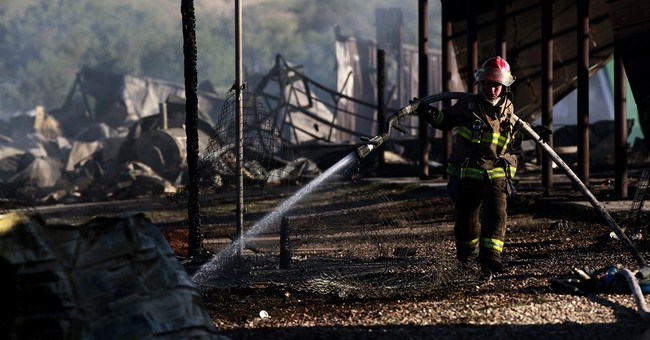 Famous South Dakota saloon destroyed by fire; cause unknown