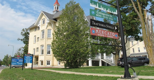 In Michigan, neighborhood replaces stately mental hospital