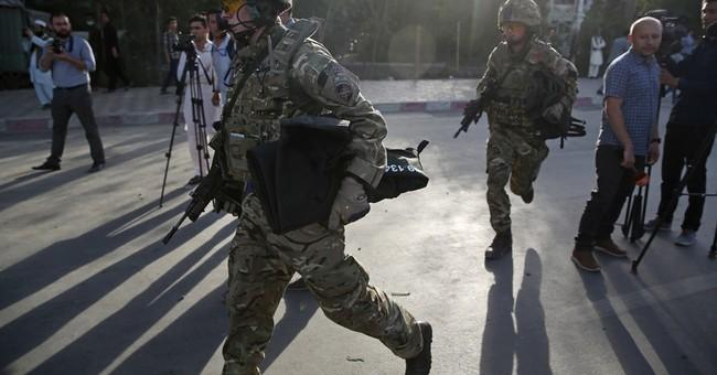 Islamic State group loyalists eye a presence in Afghanistan