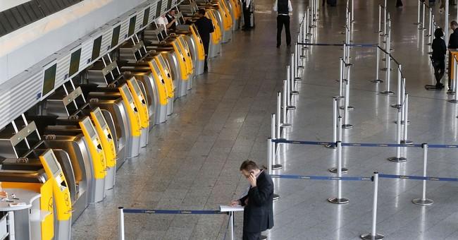 Pilots strike forces Lufthansa to cancel 1,000 flights