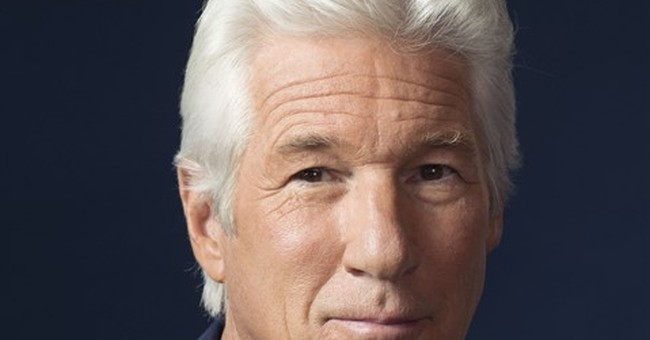 For Gere, playing a homeless man was a humbling experience
