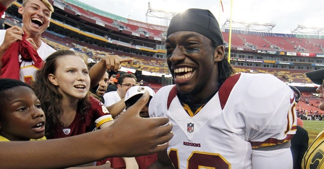 Redskins' Griffin gets medical OK to return from concussion