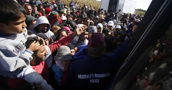 East-West divide threatens timely EU refugee response