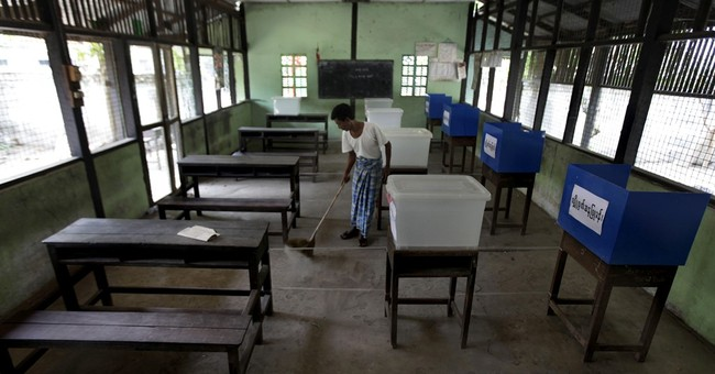 Key issues for Myanmar's upcoming general election