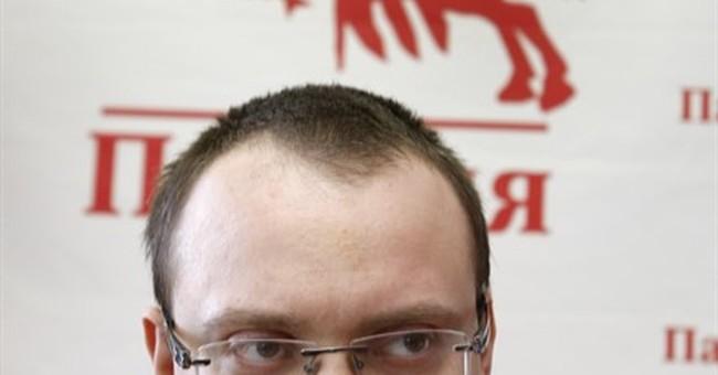 Former opposition candidate arrested upon return to Belarus
