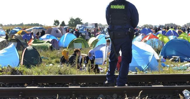 The Latest: Israel blames migrant crisis on militant Islam