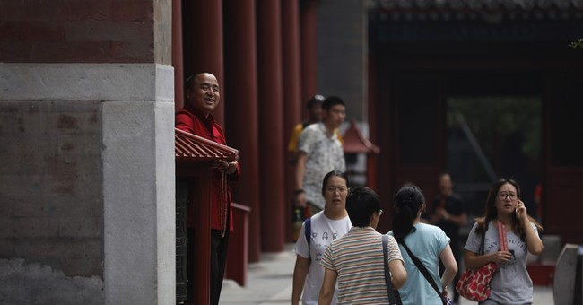 China stages mass spectacle in Tibet to mark 50 years' rule
