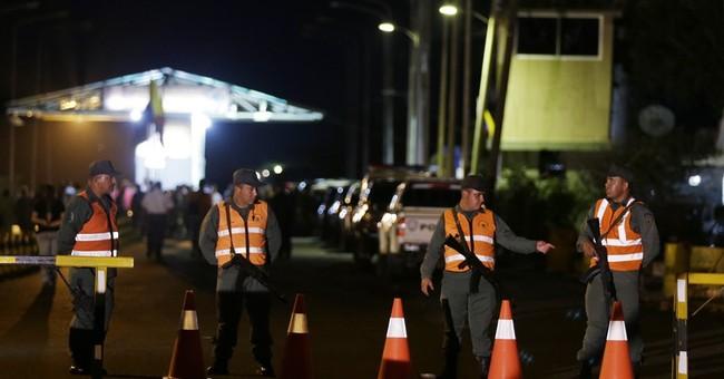 Venezuela, Colombia trade insults as border crisis deepens