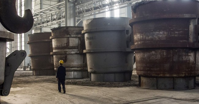 China trade shrinks in latest sign of economic weakness
