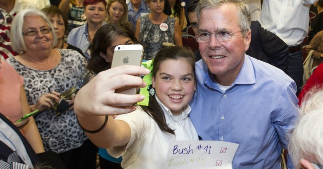Trump surge challenges Bush to fight, yet keep the 'joy'