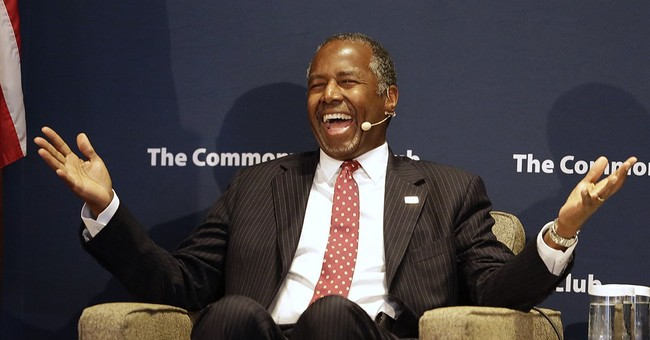 Ben Carson calls for guest-worker status for immigrants