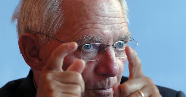Eurozone economic growth revised up despite Greece crisis