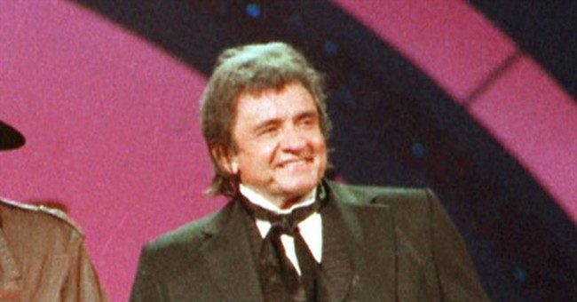 Memorable final act lifts CMT's Johnny Cash film