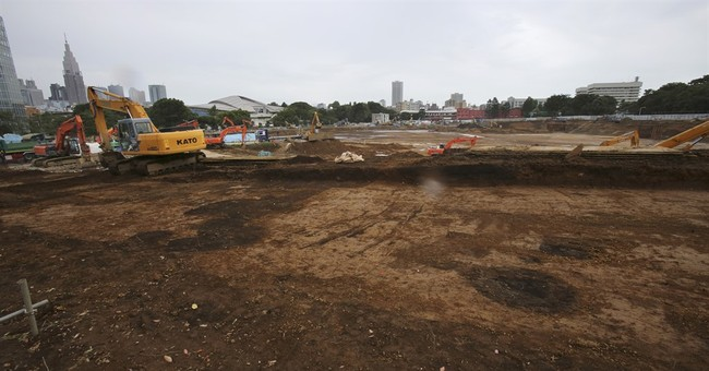 Plans for Tokyo Olympics marred by stadium mess, logo fuss