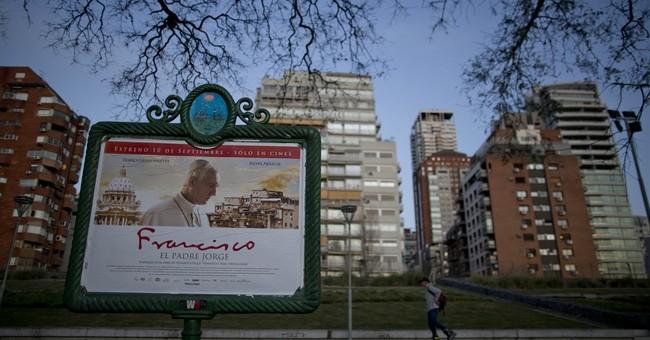 Argentina film examines Bergoglio's life before elected pope