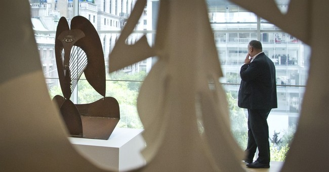 MoMA: 1st US exhibition of Picasso sculptures in 50 years