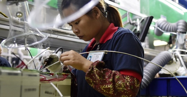 Li says Chinese economic growth in 'proper range'