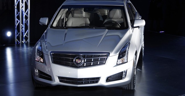 Cadillac ATS recalled; rear defroster control can overheat