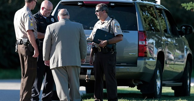 Wisconsin school: Police find no gunman after report