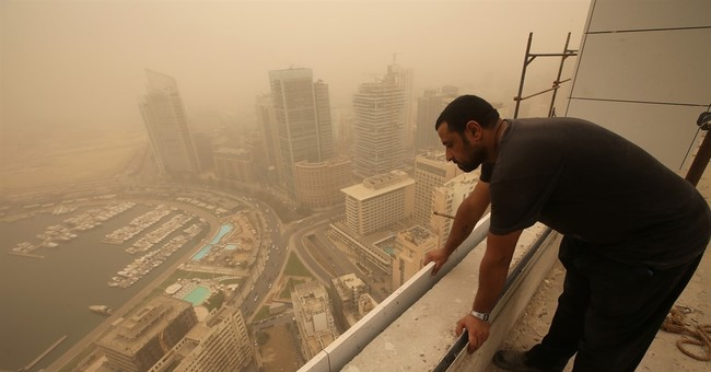 Egypt closes 4 ports in Suez province due to sandstorm