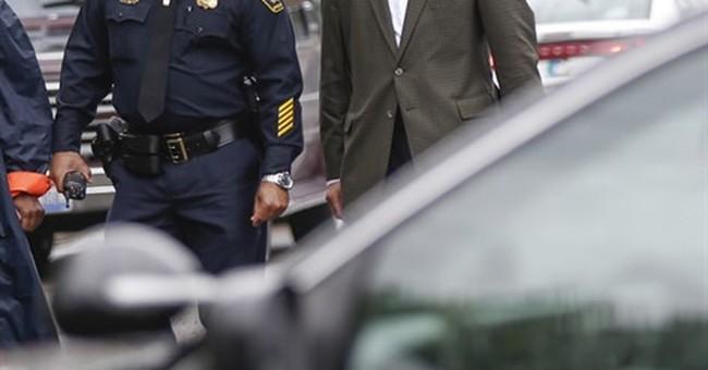 Cincinnati fires police chief, citing leadership concerns