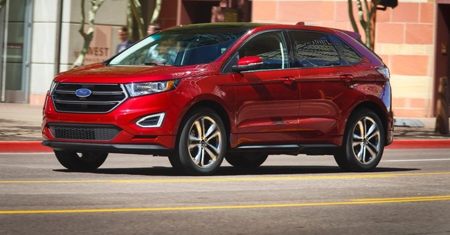 Ford Edge SUV gets first big overhaul, now bigger, sleeker