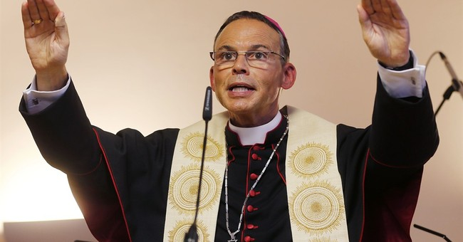 Vatican: No church proceedings against German 'bling bishop'