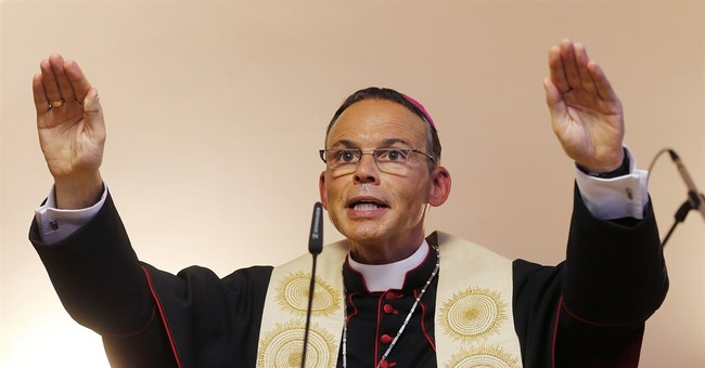 Vatican: No church proceedings against German 'bling bishop'