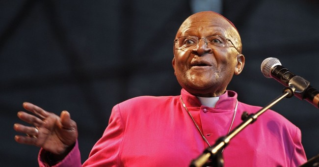 Tutu foundation says refugees should be treated as 'equals'