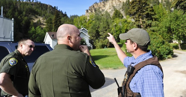 Montana man charged with murder captured after 3-day search