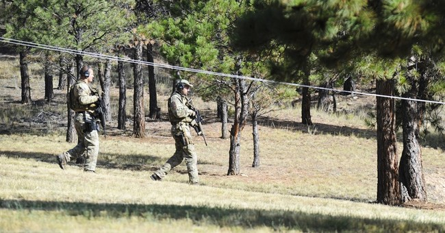 Fugitive spotted in homemade trailer after 3-day manhunt