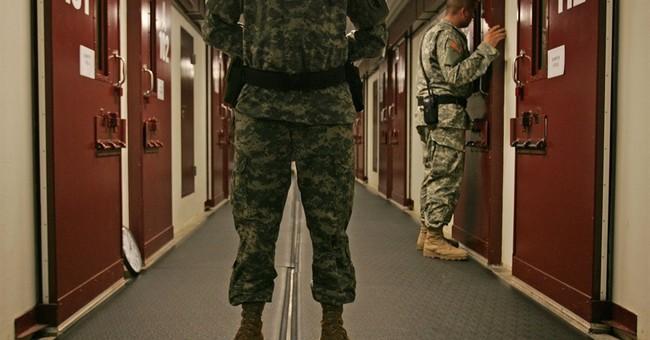 Fears of 'Guantanamo north' amid search for prison sites