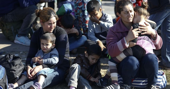 Battle shaping up in European Union over migrant quotas
