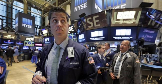 Stocks fall as jobs data raise chances of rate increase
