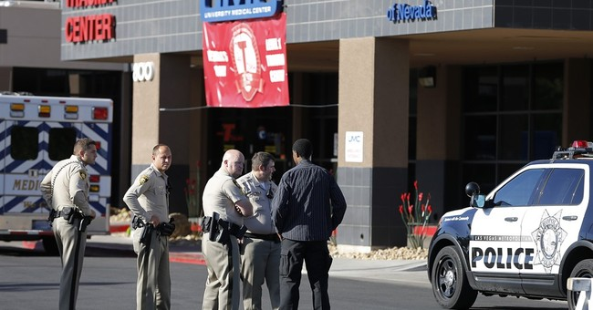 4 Las Vegas police officers shot in last 2 months
