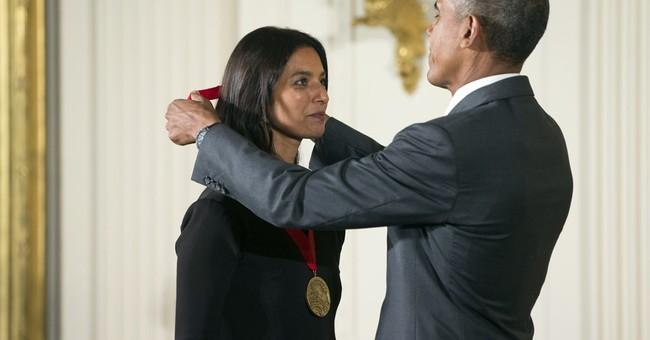 Obama honors arts luminaries including Sally Field