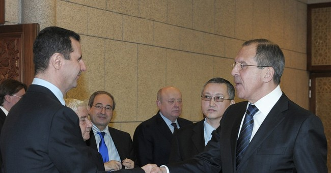 To Russia, Syria is key in history of seeking Mideast allies