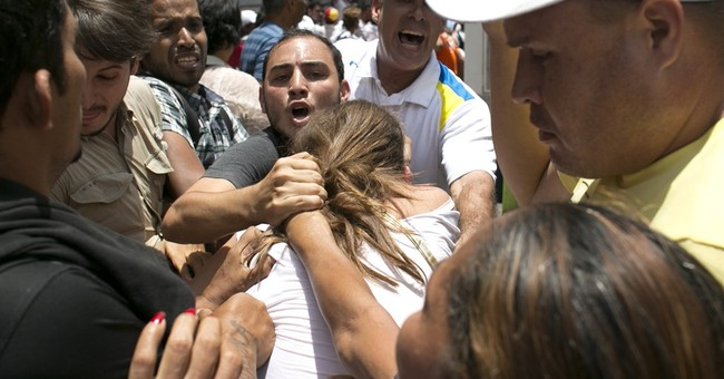 Venezuelan opposition leader convicted of inciting violence