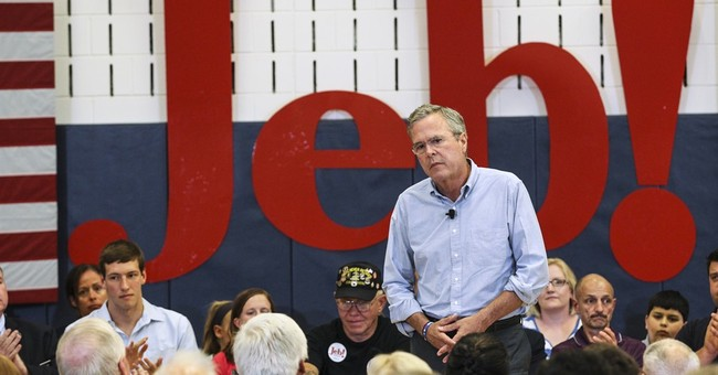 Bush's strategy to regain lead: Patience, and more patience