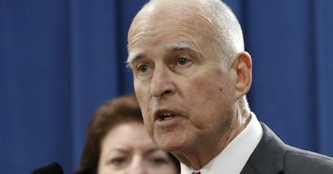 Gov. Brown, legislative Democrats scale back climate package