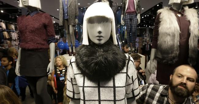 Irish clothing retailer Primark opens 1st US store in Boston