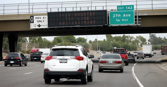 A look at 11 freeway shootings in Phoenix area