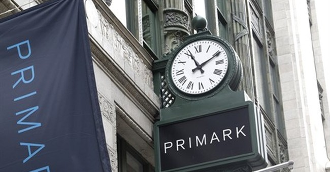 Irish clothing retailer Primark opens 1st US store in Boston